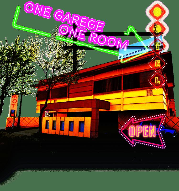 福井市のラブホテル|ホテル MOT(モオ)の画像