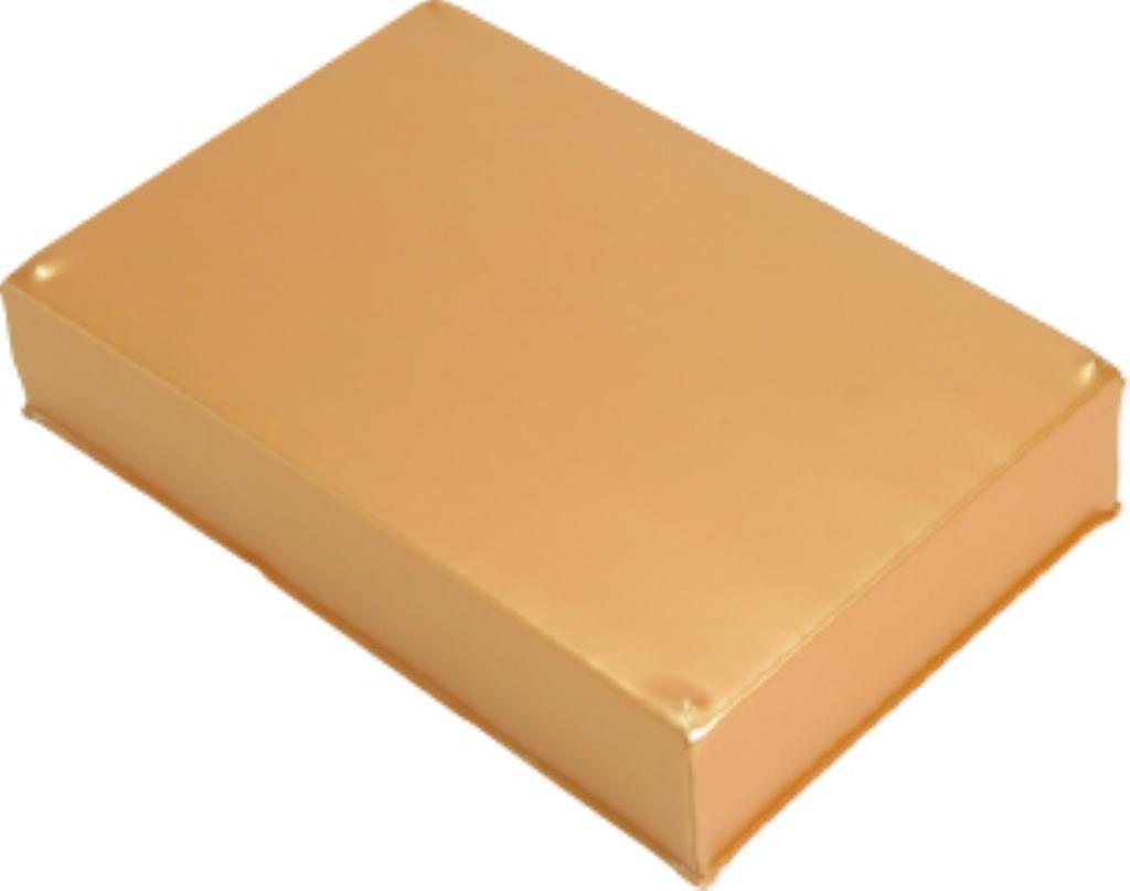 お風呂マット&枕ゴールドの画像