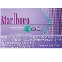 IQOSパープルメンソールの画像